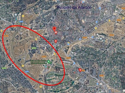 S36.1 — Fincas en el sector ARPO de Pozuelo de Alarcón (Madrid)