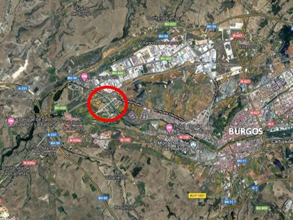 S75 — Solares en Villalbilla de Burgos (Burgos)