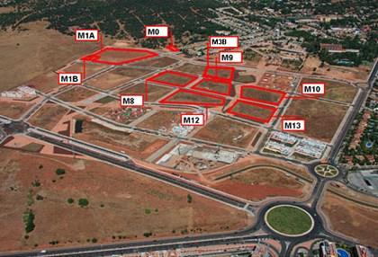 S66.3 — Parcelas de terreno urbano en el sector PPO1 El Patriarca de Córdoba