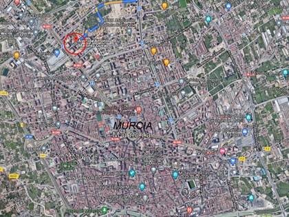 S46.1 — Cuota indivisa (2,52%) de la parcela 13, manzana K5, UE4, Sector CR5, Murcia.
