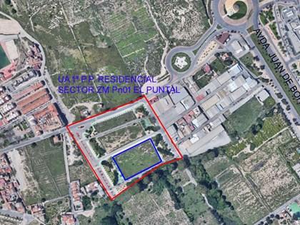 B12 — Parcela de suelo urbano situada en El Puntal, Murcia