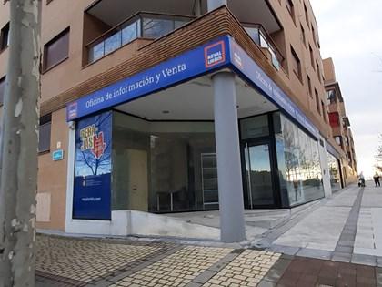 S12.3 — Tres locales en planta baja en calle Victor Aceituno, 3C, Valdeluz, Yebes, Guadalajara.