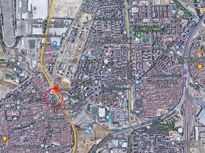 S12.4 — Oficina en calle Alcocer 47, escalera 3, 2ºA. Madrid.