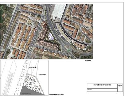 S22.1 — Local comercial en Marisma de Urbis Fase 4A, Nuevo Corrales, Aljaraque (Huelva)