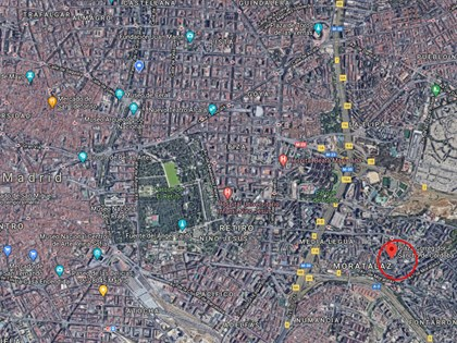S12.5 — Dos Locales Comerciales en Corregidor Sancho de Cordoba, 3 (Madrid)