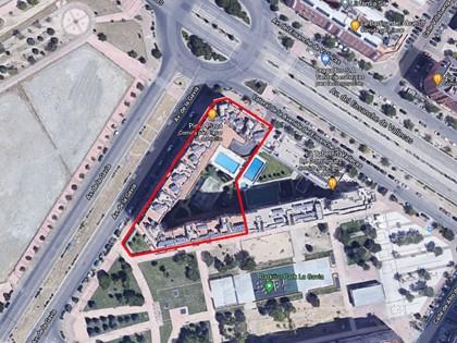 B25 — 5 viviendas de 2 dormitorios, 3 viviendas de 1 dormitorio y 8 plazas de garaje en Residencial Nuevo Valle Fase-3, Ensanche de Vallecas, Madrid