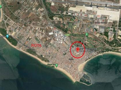 S56.1 - 9 urban plots in Rota, Cádiz.