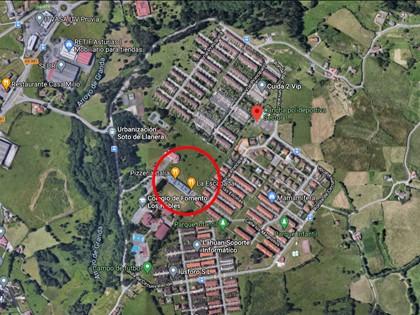 S17 — Local Comercial en Urbanización Soto de Llanera (Pruvia, Llanera, Asturias)