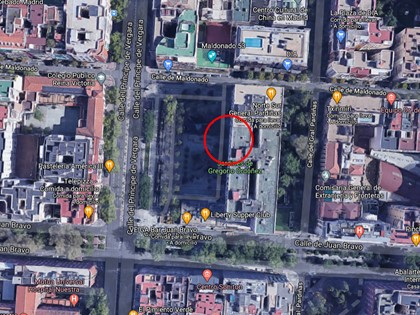 S12.2 — Local (K bis) en C/ General Pardiñas, 69, Madrid