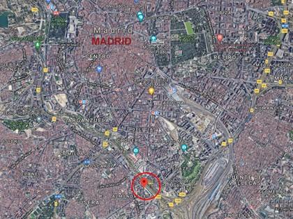 S30.1 — Tres cuotas indivisas (50%) de tres parcelas edificadas en Antonio López 191-193, Madrid
