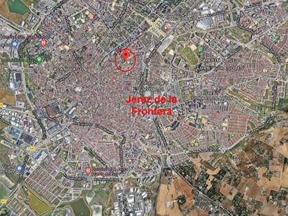 S54.1 — Parcela de terreno urbano en Jerez de la Frontera y solar en Sevilla.