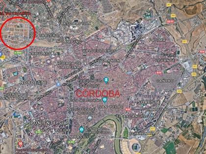 S66.5 — Parcela (nº 9) de terreno urbano en el sector PPO1 El Patriarca de Córdoba