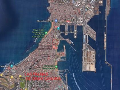 S2 — Edificio de Locales, Oficinas y Garajes en calle León y Castillo c/v calle Franchy Roca (Las Palmas de Gran Canaria)
