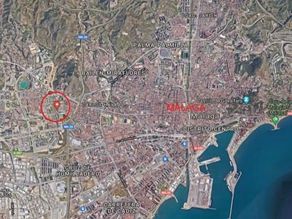 S24 — 2 Locales comerciales en calle Mesonero Romanos, 18 (Málaga)