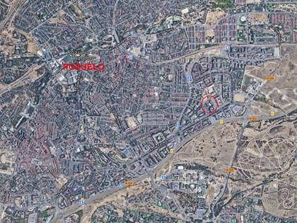 S29 — Derecho de vuelo sobre parcela de Parque Empresarial en Pozuelo de Alarcón, Madrid