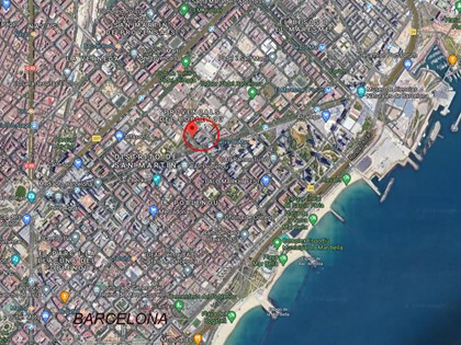 S67.2 — Cuota indivisa (36,7963%) de parcela finalista en Barcelona (UA8 PERI Diagonal-Poble Nou)
