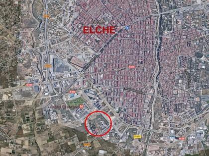S48.1 — 5 parcelas en la UE2 del Sector E-37 de Elche (Alicante)