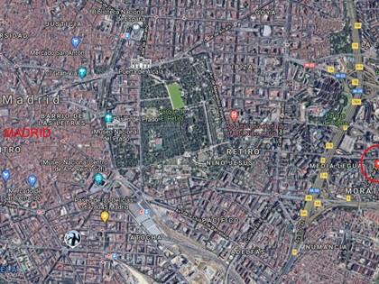 S12.9 — Local comercial (local 6) en calle Arroyo Fontarrón 39, Madrid