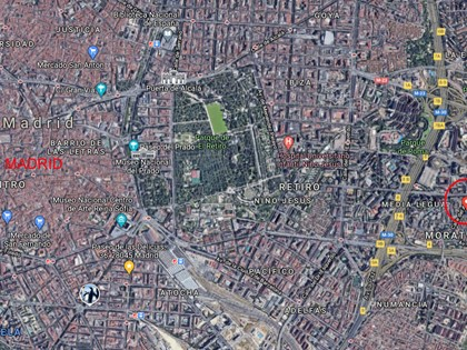 S12.11 — Local comercial (local 1) en calle Arroyo Fontarrón 39, Madrid