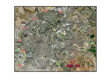 S55.1 —  Finca de suelo urbanizable en Jerez.