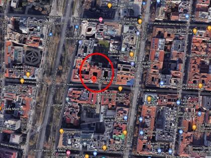 S79S80S81S82L5 - Oficinas y plazas de garaje en C/Ayala 3
