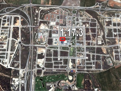 S44A.1 — Parcela dotacional en Sector 1, Yebes (Guadalajara)
