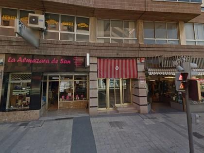 Local Oficina en Palencia, en Avenida Modesto Lafuente nº 13, entreplanta izquierda. FR 31529 del RP Palencia nº 3