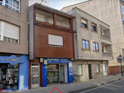 Vivienda Casa Unifamiliar entre medianeras en Moañas Pontevedra. FR 8114 del RP Cangas Pontevedra.