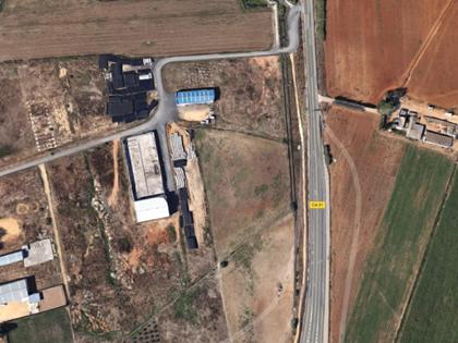 7.94 % Finca rústica en Los Palacios y Villafranca, La Noria. FR 27875 RP Utrera nº 2.