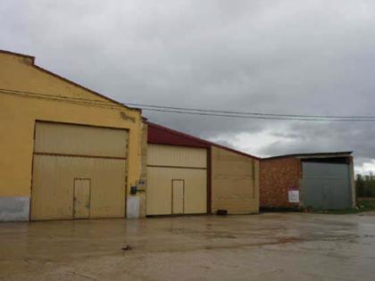 Almacén en calle San Jorge nº 1B en Rivaguda (Álava)