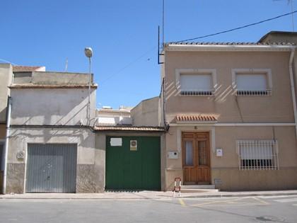 Solar en Alhama de Murcia (Murcia), FR 2/12132  RP Alhama de Murcia