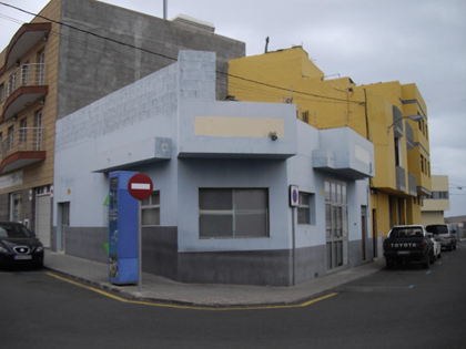 """Solar con Local comercial """"sin inscribir"""" en Santa María de Guía (Las Palmas). FR 6782 RP Santa María de Guía"""