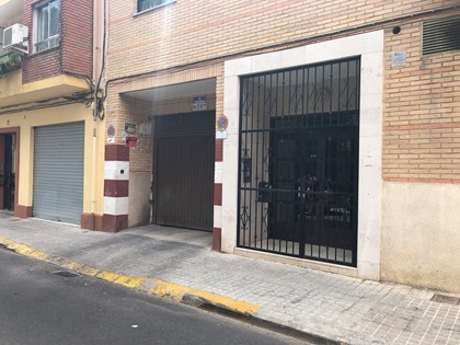 Garaje en Valencia. FR nº4/7325 en RP de Valencia nº18