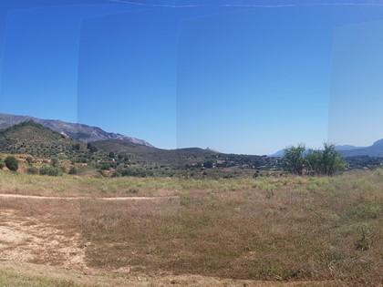 50% Rústica en Partida de Cotes Alto en Alcoi (Alicante). FR 745 RP Alcoi