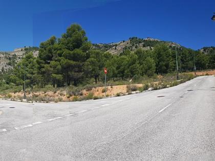 Parcela PAR 8 en Partida de Cotas Altas de Alcoi (Alicante). FR 43992 RP Alcoi