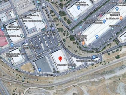 1/40 ava parte indivisa de propiedad superficiaria sobre edificio industrial, parcela B-8 Mercamadrid. FR 1245/29 RP Madrid nº 44