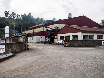 Nave industrial en San Felices de Buelna (Cantabria). FR 9038 del RP de Torrelavega nº2
