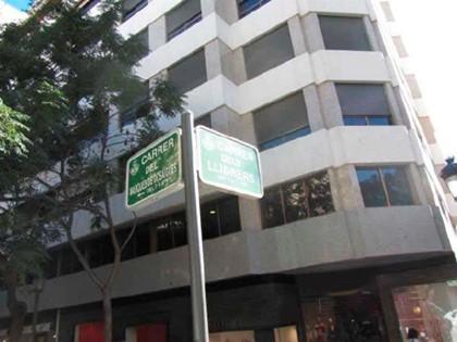 Vivienda en 2º piso en calle  Marques de Dos Aguas nº7, puerta 2, en Valencia. FR 5771 del RP nº3 de Valencia