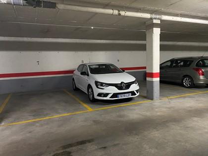Plaza de garaje nº G7 para automóviles  en C/ Kilimanjaro nº 2. FR 59465 del RP nº 6 de Valladolid