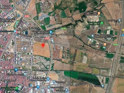 25% Terreno en sector 50 -Los Santos- en Valladolid. FR 50858 del RP nº 2 de Valladolid