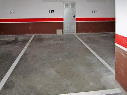 Plaza de garaje nº 115 en Calle Benito Pérez Galdos de Burgos. Parte indivisa FR 41210 del RP de Burgos nº4