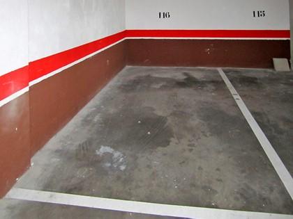 Plaza de garaje nº 116 en Calle Benito Pérez Galdos de Burgos. Parte indivisa FR 41210 del RP de Burgos nº4