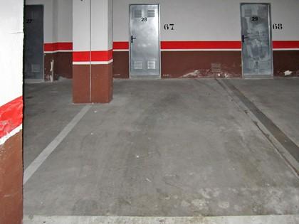 Garaje con trastero en Calle Benito Pérez Galdos en Burgos. Parte indivisa FR 41170 RP Burgos nº4