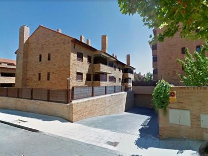 Plaza de garaje nº 1 en Navalcarnero (Madrid). FR 33813 del RP 1 de Navalcarnero