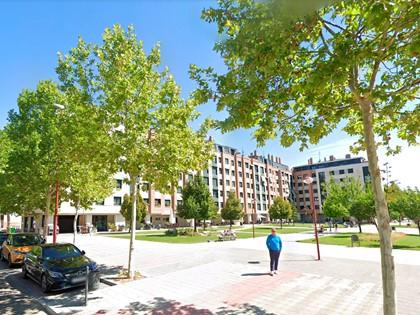 Plaza de garaje nº91 en Plaza Juan Pablo II nº 1 en Valladolid. FR 58857 del RP de Valladolid nº 1