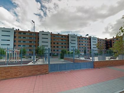 Plaza de garaje nº 200 en calle Monasterio San Juan de  la Peña nº 16 en Valladolid. FR 61574 del RP Valladolid nº1