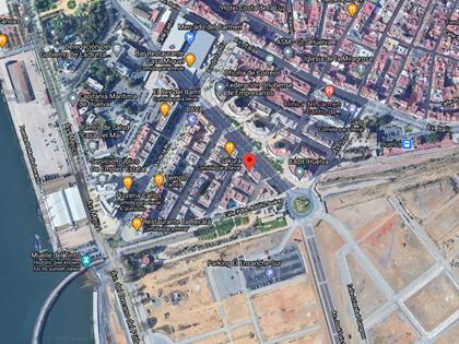 Local comercial Av Villa de Madrid en Huelva. FR 81140 RP Huelva nº2