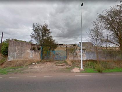Rústica en Avenida del Lago 5 en Mérida (Badajoz). FR 16410 del RP de Mérida 1
