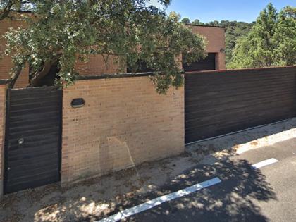 Solar con vivienda unifamiliar en Calle Jalisco nº 26 en Torrelodones (Madrid). FR 6029 del RP del Torrelodones
