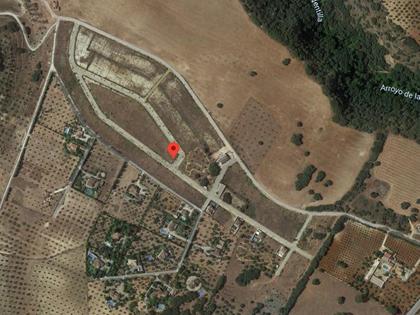 """Parcela de terreno """"S"""" en Arriate (Málaga). FR 3708 RP Ronda"""